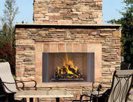 Fire Pits and Barbecue Grills